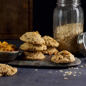 Golden Oat Cookie
