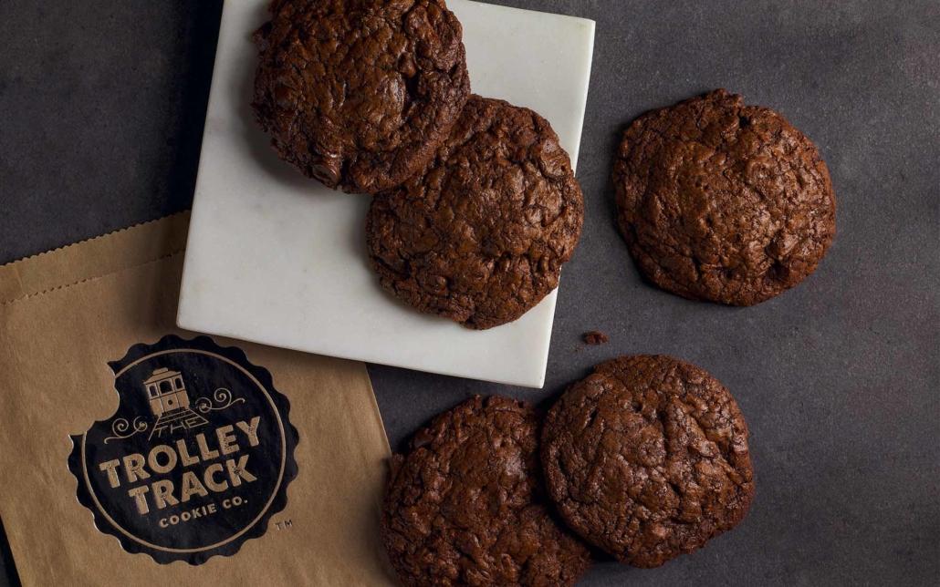 Chocolate Supreme Cookies