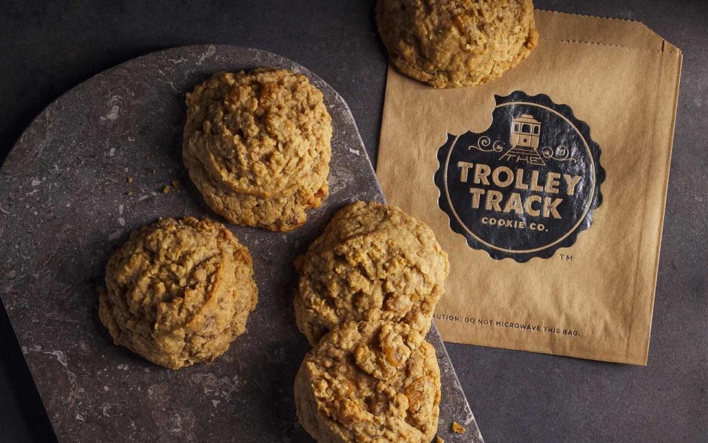 Golden Oat Cookies