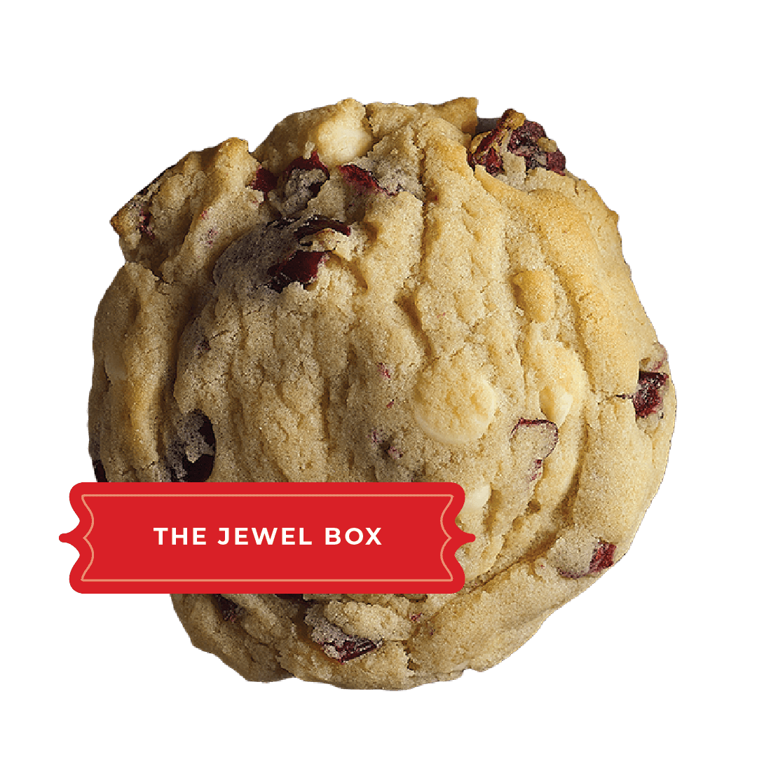 Jewel Box cookie