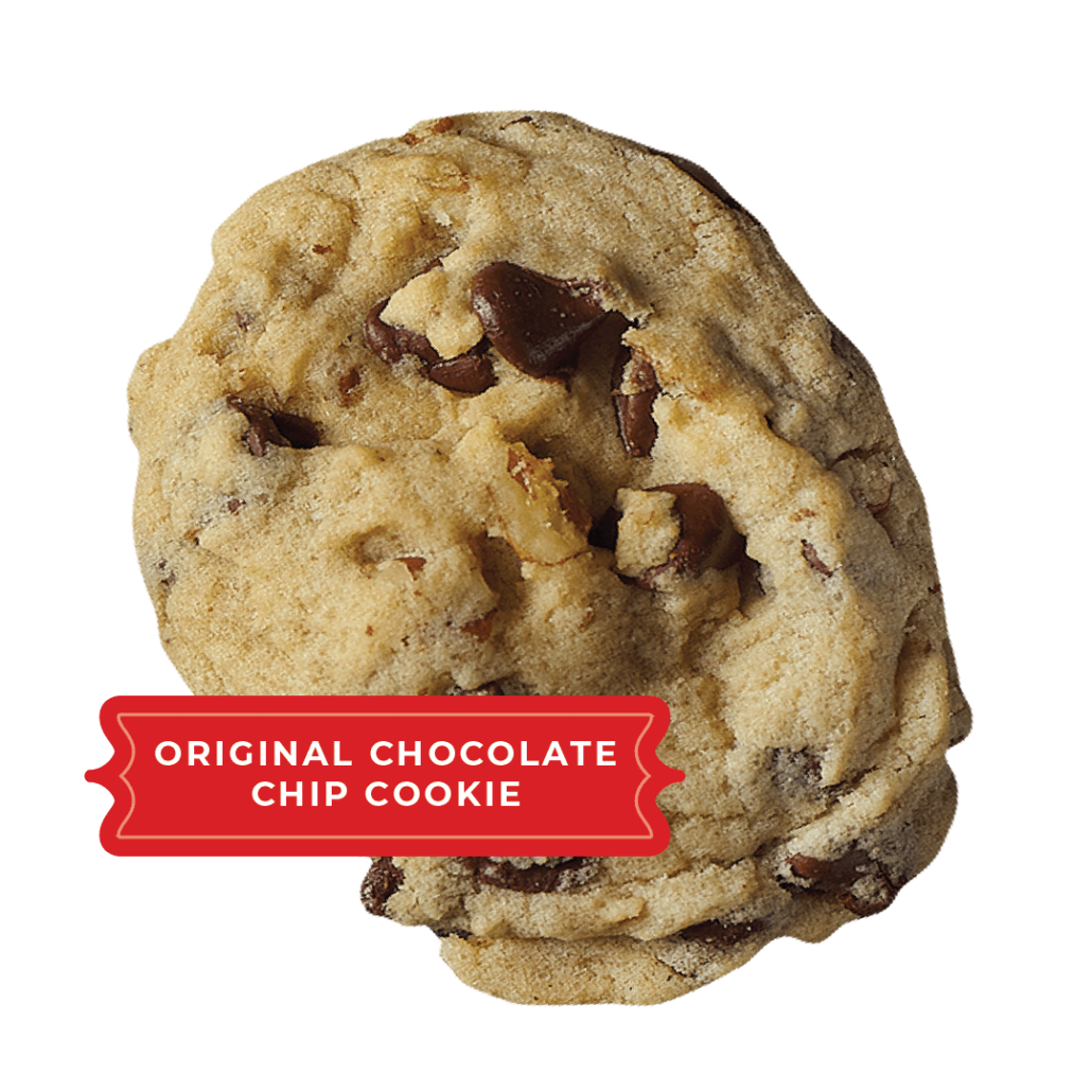 Original Chocolate Chip cookie