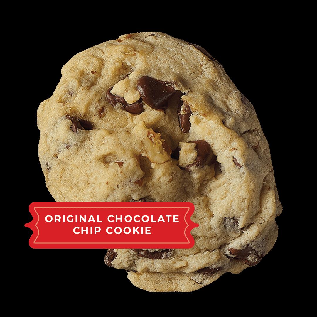 Original Chocolate Chip cookie