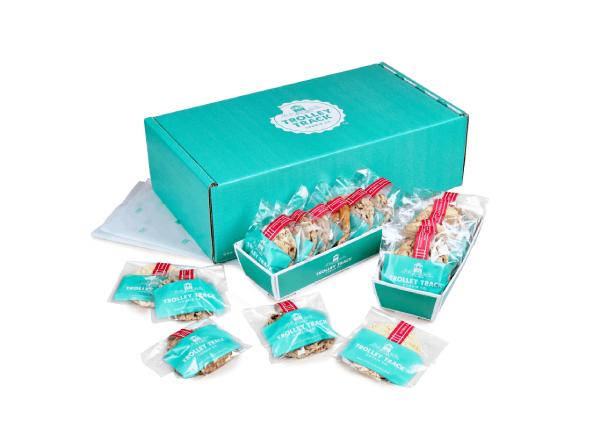 gift box of two dozen cookies