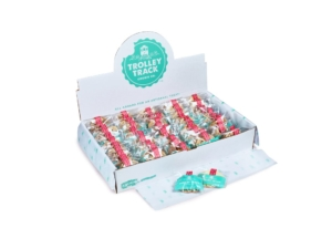 catering box of cookies